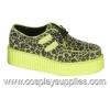 V-Creeper-507UV Lime/Cheetah